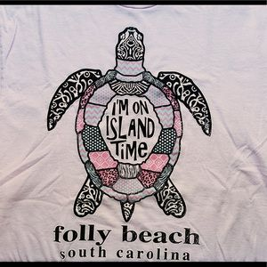 Folly Beach Short Sleeve T-Shirt